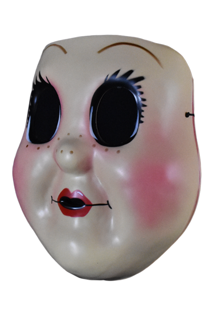 THE STRANGERS: PREY AT NIGHT - Dollface Mask-Mask-2-ARRL102-Classic Horror Shop