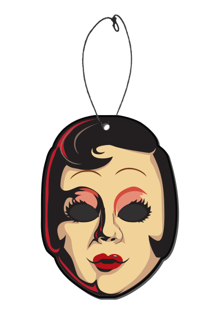 THE STRANGERS: PREY AT NIGHT - Pin Up Girl Freshener-Freshener-1-SFRL102-Classic Horror Shop