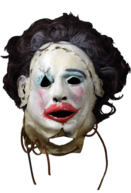 THE TEXAS CHAINSAW MASSACRE - Leatherface 1974 Pretty Woman Mask-Mask-1-CDRL101-Classic Horror Shop