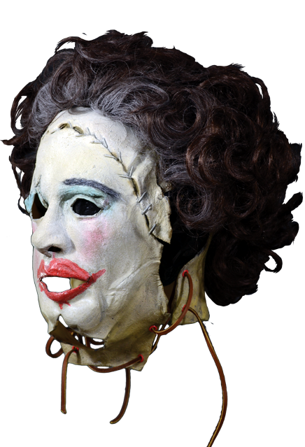 THE TEXAS CHAINSAW MASSACRE - Leatherface 1974 Pretty Woman Mask-Mask-2-CDRL101-Classic Horror Shop