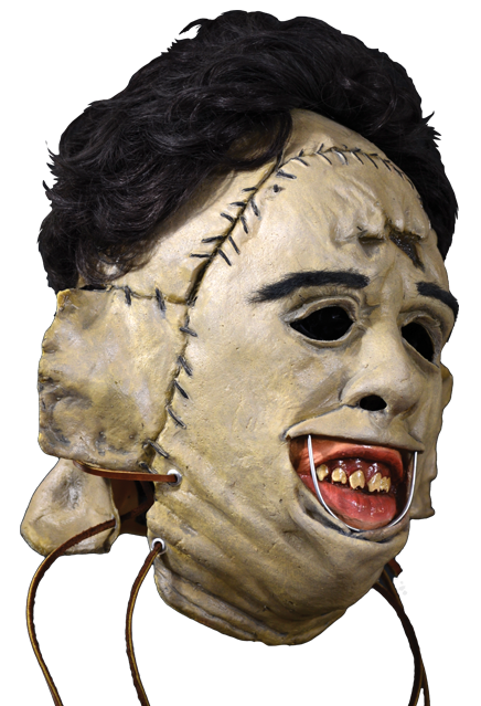 THE TEXAS CHAINSAW MASSACRE - Leatherface 1974 Killing Mask-Mask-2-CDRL100-Classic Horror Shop