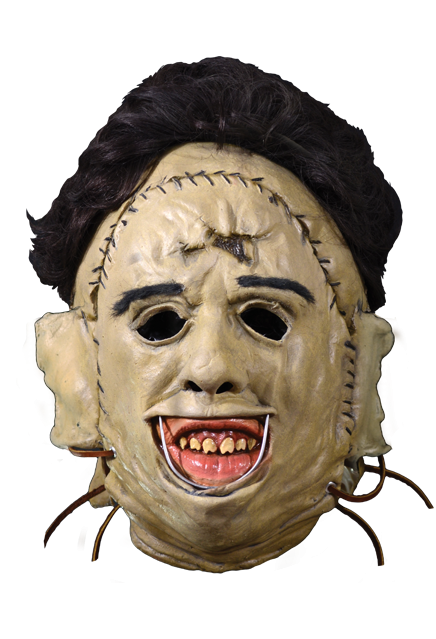 THE TEXAS CHAINSAW MASSACRE - Leatherface 1974 Killing Mask-Mask-1-CDRL100-Classic Horror Shop