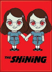 THE SHINING - Grady Twins Chibi Magnet-Magnet-1-73262M-Classic Horror Shop