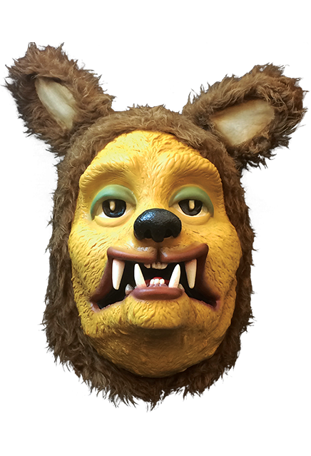THE SHINING - Roger The Dogman Mask-Mask-1-MEWB100-Classic Horror Shop