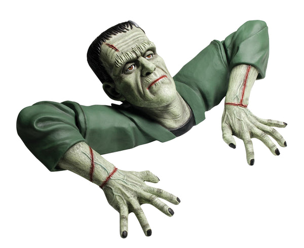 UNIVERSAL MONSTERS - Frankenstein Grave Walker-Decor-1-RU-68378-Classic Horror Shop