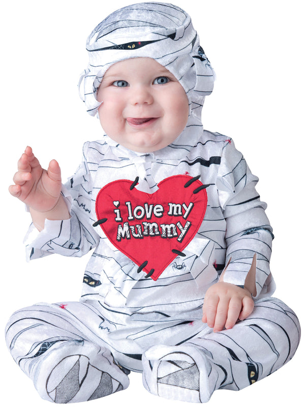 Mummy Infant Costume-Costume-1-Classic Horror Shop