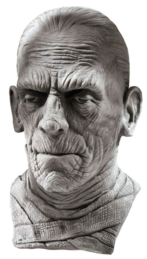 UNIVERSAL MONSTERS - Mummy Silver Screen Mask-Mask-1-RU-67134-Classic Horror Shop