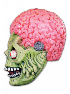 MARS ATTACKS! - Drone Martian Full Head Mask-Mask-2-MB-BFTC10-Classic Horror Shop