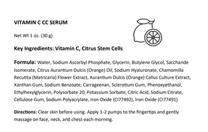 Vitamin-C CC Serum