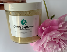 Load image into Gallery viewer, Cleansing Sugar Scrub. (16 oz)