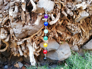 Clean and Purify 7 Chakras Necklace Stones Talisman - LifeIsPureMagic