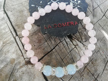 Handmade Flexible Bracelet Opal Pink Quartz Zodiac Jewelry - BUY 1 GET 1 FREE - LifeIsPureMagic