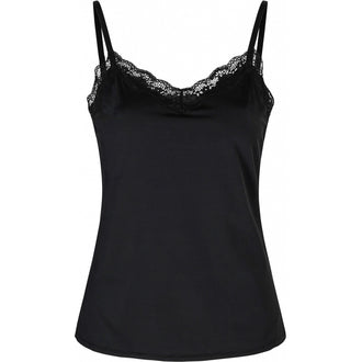 Close to my heart CAMISOLE Top Black