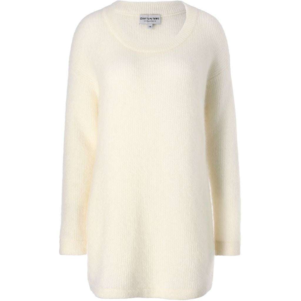 Close to my heart LONDON sweater Sweater Cream