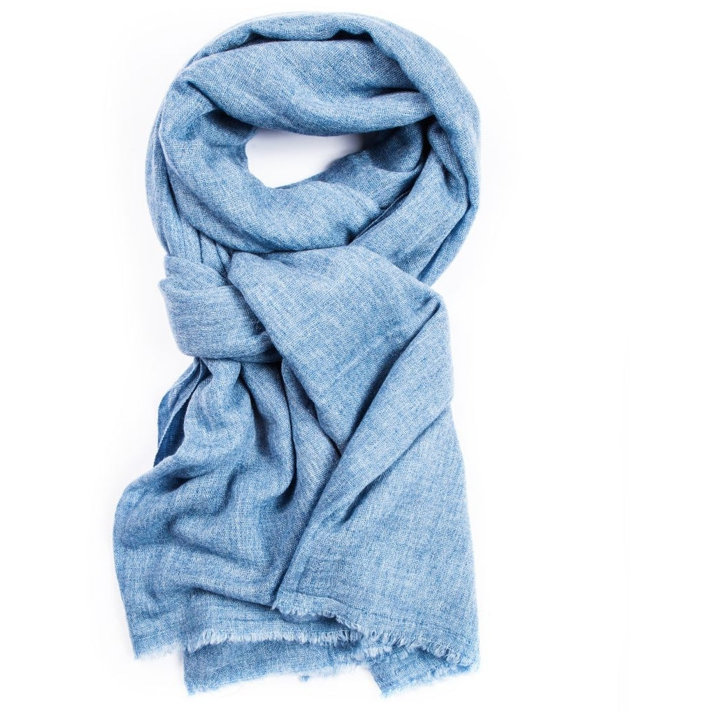 Close to my heart MIE GRAND Scarf Blue