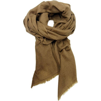 Close to my heart MIE GRAND Scarf Camel