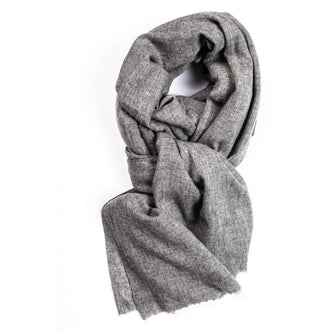 Close to my heart MIE GRAND Scarf Grey