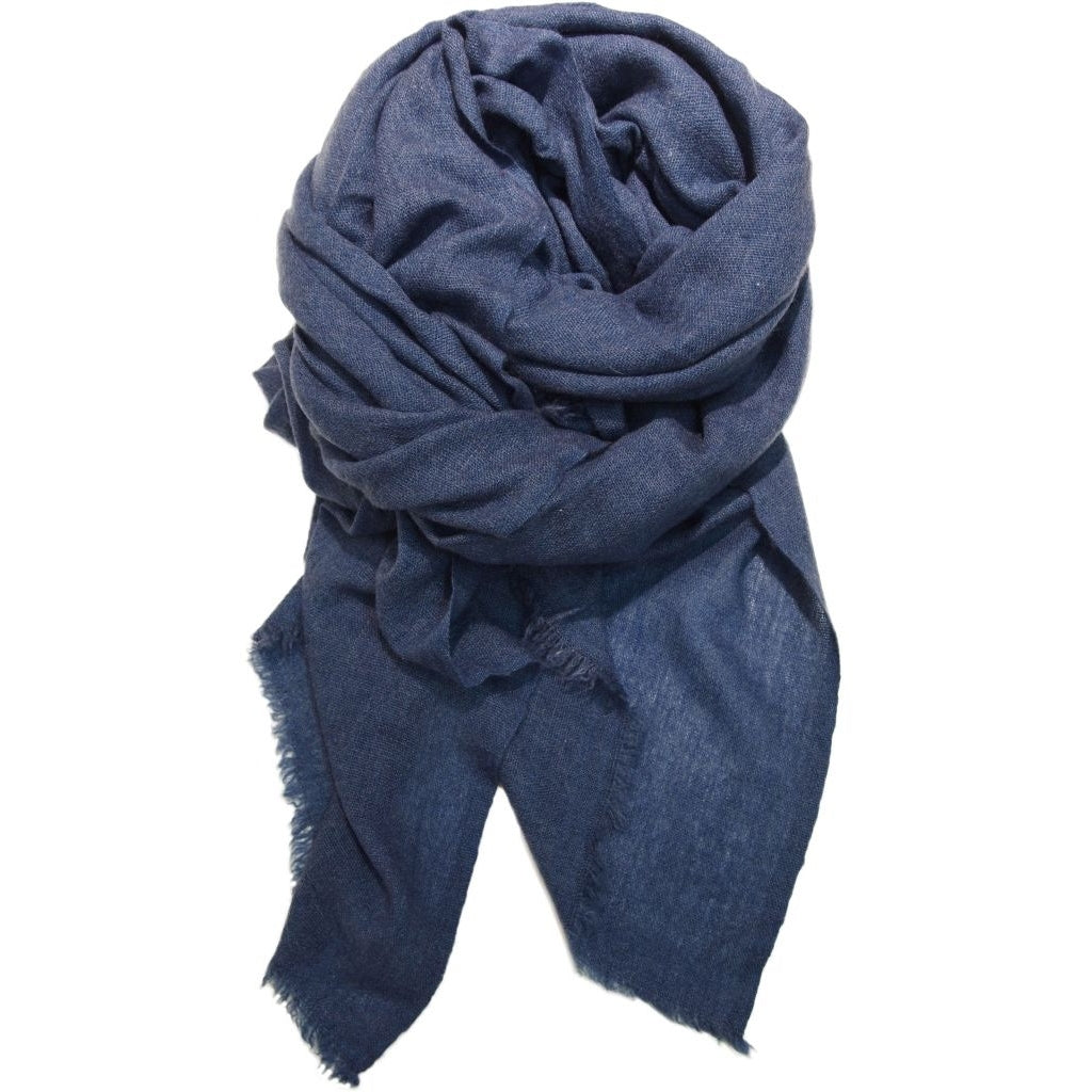 Close to my heart MIE GRAND Scarf Midnight Blue