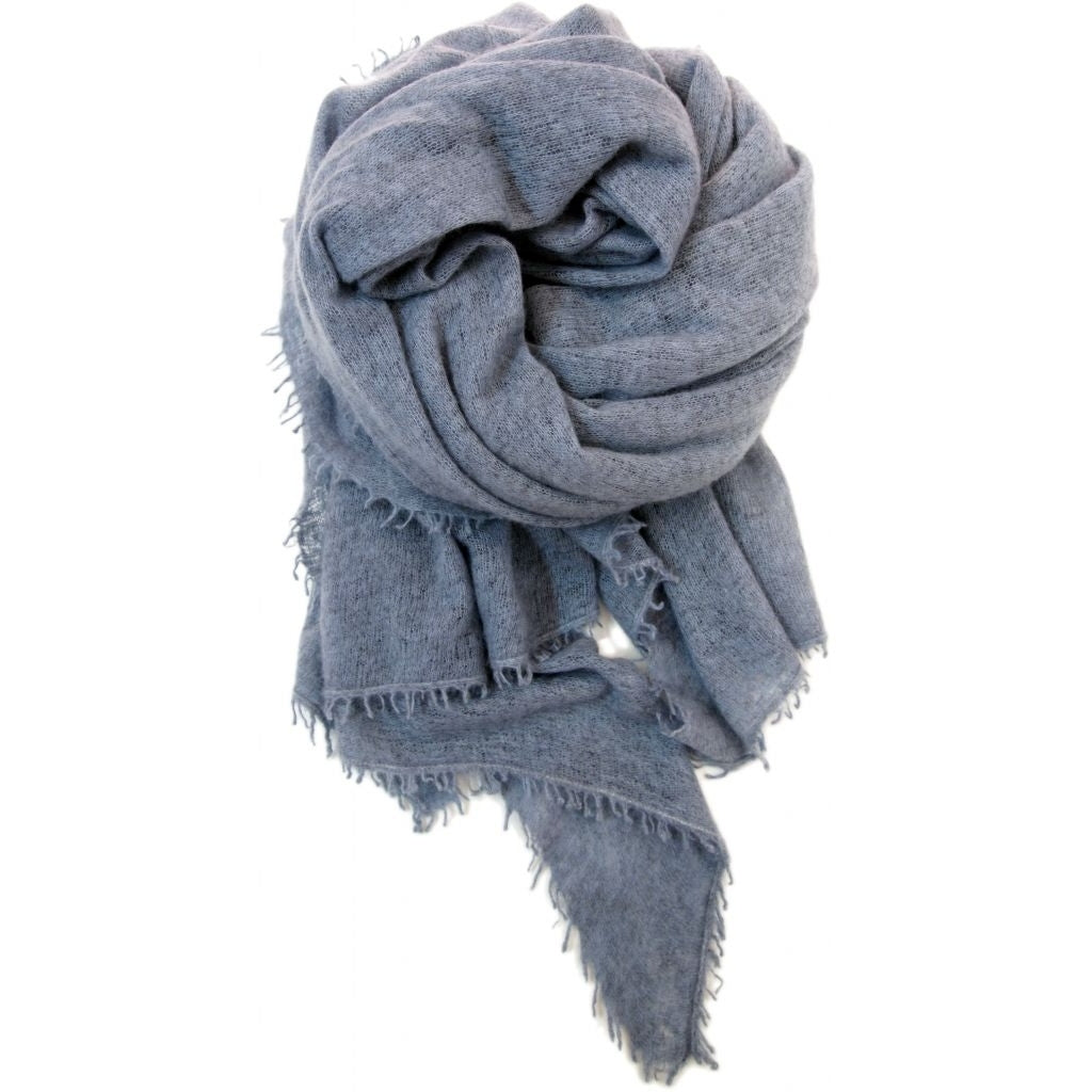 Close to my heart PEMBA scarf Scarf Blue