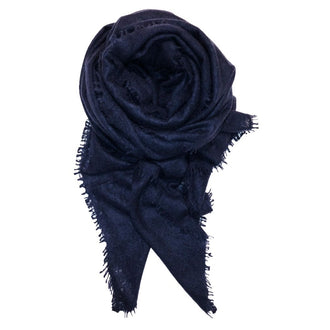Close to my heart PEMBA scarf Scarf Navy