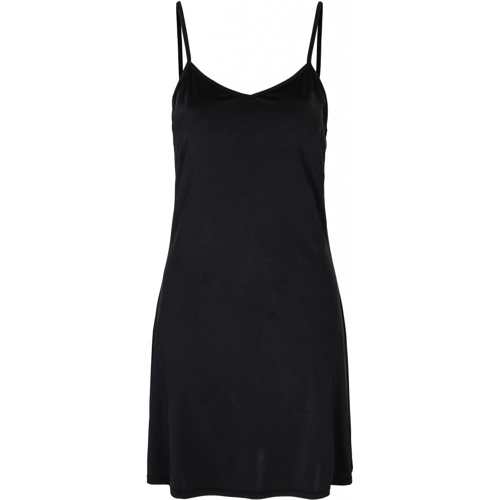 Close to my heart SLIP BASIC slip dress Black