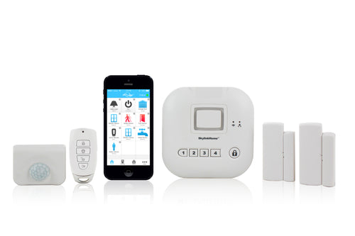 SK-200 SkylinkNet Connected Wireless Alarm System