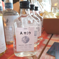 År 0 - Single Malt Røget Råsprit