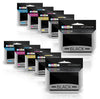 Prestige Cartridge™ Compatible BCI-3 BCI-6 Ink Cartridges for Canon iP4000, iP4000R, iP5000, i860, i865, MP750, MP760, MP780 - Prestige Cartridge