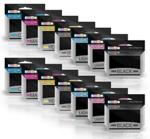 Load image into Gallery viewer, Prestige Cartridge™ Compatible CLI-8 Ink Cartridges for Canon Pixma iP6600D, iP6700D, MP950, MP960, MP970, Pro9000, Pro9000 Mark II, MP500, MP530, MP600, MP600R, MP610, MP800, MP800R, MP810, MP830, iP4200, iP4300, iP4500, iP5200, iP5200R, iP5300 - Prestige Cartridge