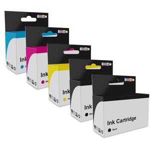Prestige Cartridge™ Compatible Ink Cartridges for Brother DCP-J772DW, DCP-J774DW, MFC-J890DW, MFC-J895DW - Prestige Cartridge