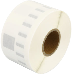Prestige Cartridge™ Compatible 99013 Clear Address Labels Rolls (260 Labels per Roll) for Dymo LabelWriter & Seiko Smart Label Printers (36mm x 89mm) - Prestige Cartridge