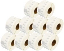 Load image into Gallery viewer, Prestige Cartridge™ Compatible 99013 Clear Address Labels Rolls (260 Labels per Roll) for Dymo LabelWriter & Seiko Smart Label Printers (36mm x 89mm) - Prestige Cartridge