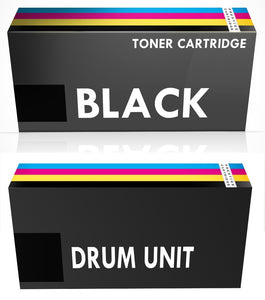 Prestige Cartridge™ COMBO PACK - Compatible TN2000 & DR2000 Laser Toner Cartridge + Drum Units for Brother DCP-7010, DCP-7010L, DCP-7020, DCP-7025, FAX-2820, FAX-2920, HL-2030 - Prestige Cartridge