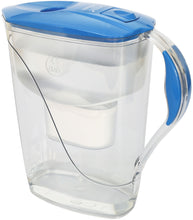 Load image into Gallery viewer, Water Filter Jug Dafi Luna Unimax 3.3L with Free Filter Cartridge - Blue - Prestige Cartridge
