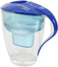 Load image into Gallery viewer, Water Filter Jug Dafi Omega Unimax 4.0L with Free Filter Cartridge - Blue - Prestige Cartridge