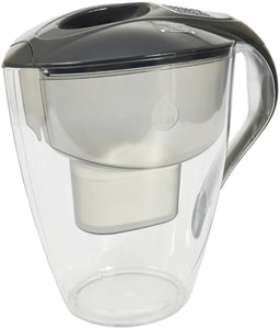 Water Filter Jug Dafi Omega Unimax 4.0L with Free Filter Cartridge - Graphite - Prestige Cartridge