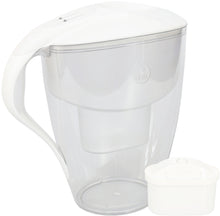 Load image into Gallery viewer, Water Filter Jug Dafi Omega Unimax 4.0L with Free Filter Cartridge - White - Prestige Cartridge