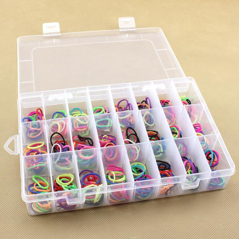 Life Essential  24 Compartment Storage Box Organizer