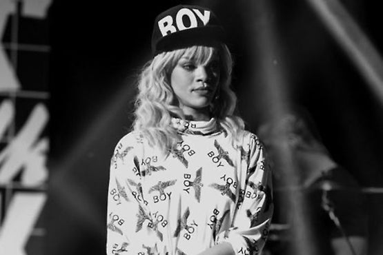 Top Celebrities Wearing BOY London Streetwear Apparel