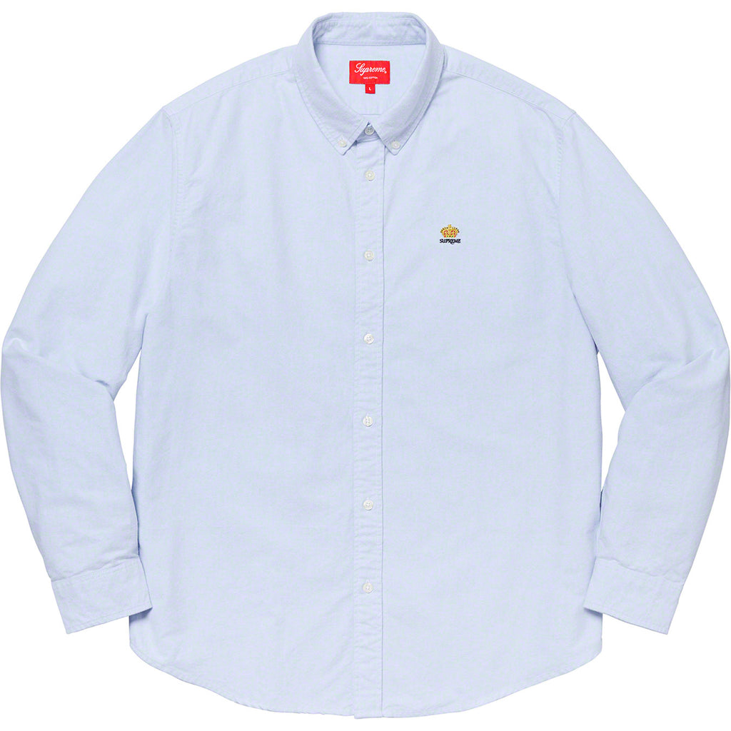 Supreme Flannel Oxford Shirt