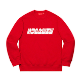Breed Crew Neck Sweatshirt, SUPREME - SHOPBAUHAUS.COM
