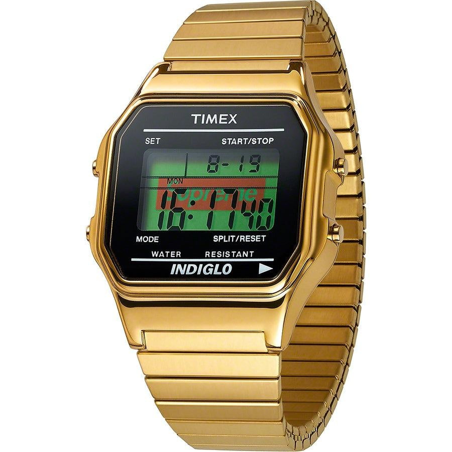 Supreme / Timex Digital Watch