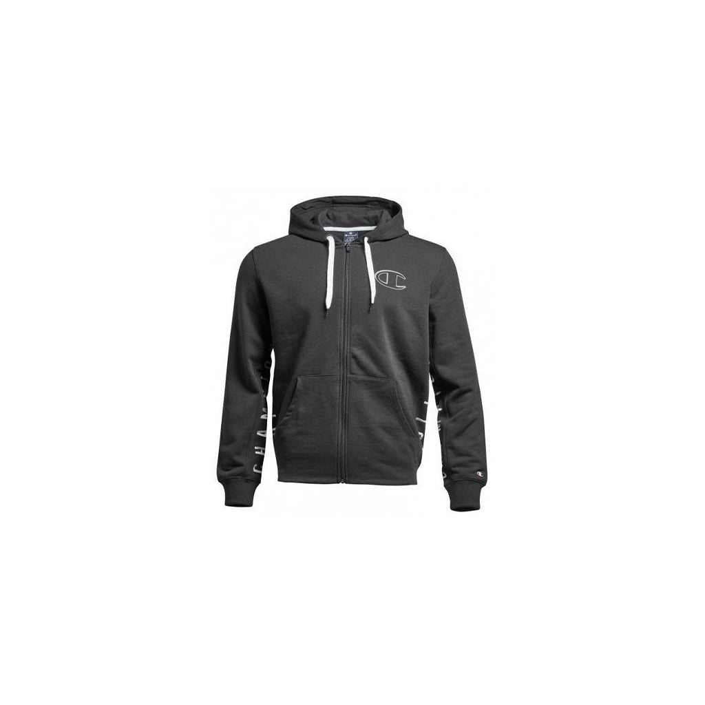Hooded Full Zip Sweatshirt - Legacy
