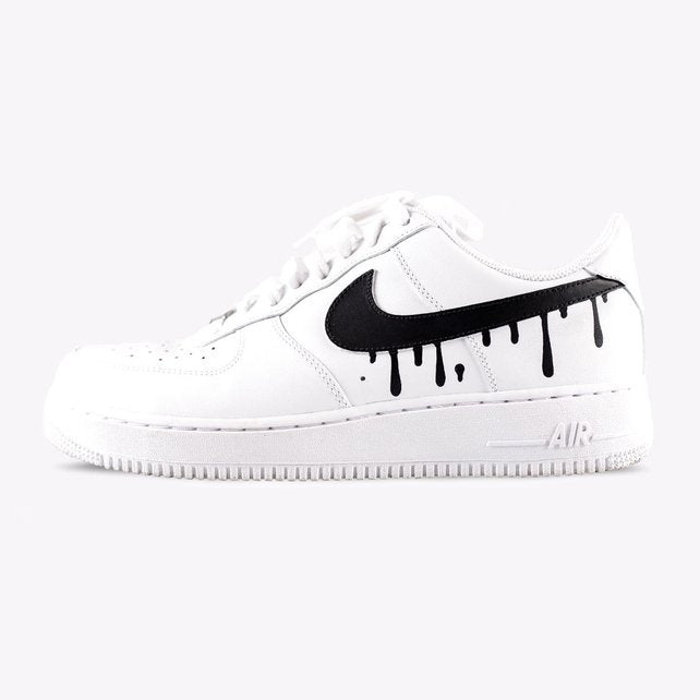 "Nike Air force 1 custom""  SWOOSH """