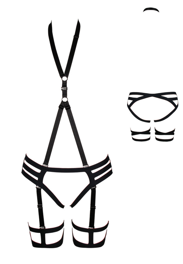Banded Harness Set