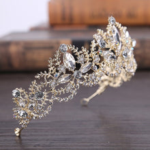 Load image into Gallery viewer, Cinderella's Crystal Crown
