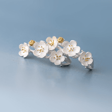 Load image into Gallery viewer, Cherry Blossom Whispers Earrings