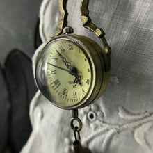 Load image into Gallery viewer, Curiouser & Curiouser Glass Ball Pocket Watch