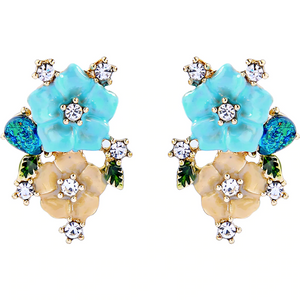 Spring Fling Bling Earrings