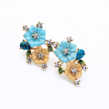Load image into Gallery viewer, Spring Fling Bling Earrings